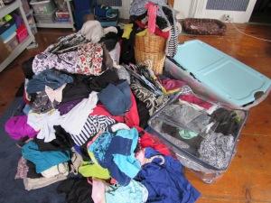 Mount Clothes