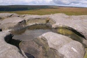 erosion_at_rocking_stone_-_geograph-org_-uk_-_33777
